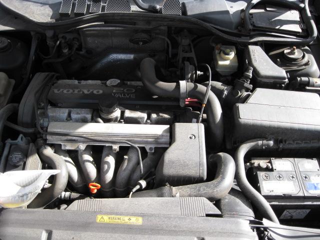 on 2001 Volvo S60 2 4t Engine