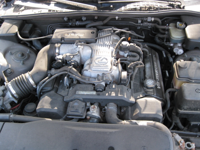Engine Motor Lexus Ls400 1990 91 92 93 94 95 96 97 1uzfe