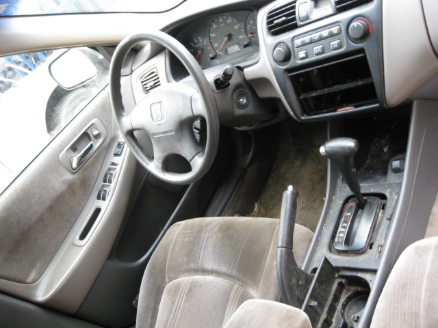 Parting Out 1999 Honda Accord 100439 Tom 39 S Foreign Auto Parts Quality Used Auto Parts
