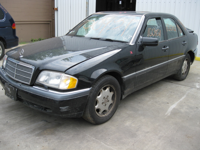 Parting out a 1995 mercedes c280 100451 tom 39 s for Mercedes benz 1995 c280 parts