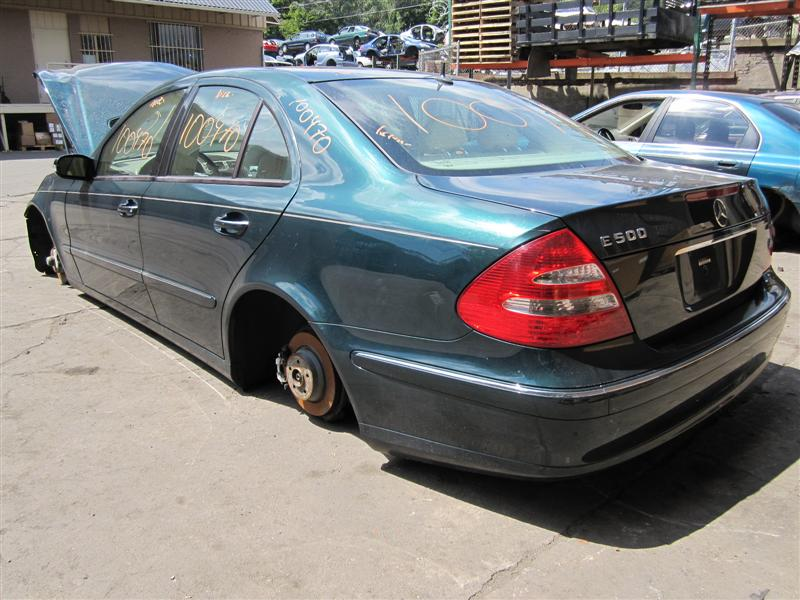 Parting out 2003 mercedes e500 100470 tom 39 s foreign for Mercedes benz e500 2003