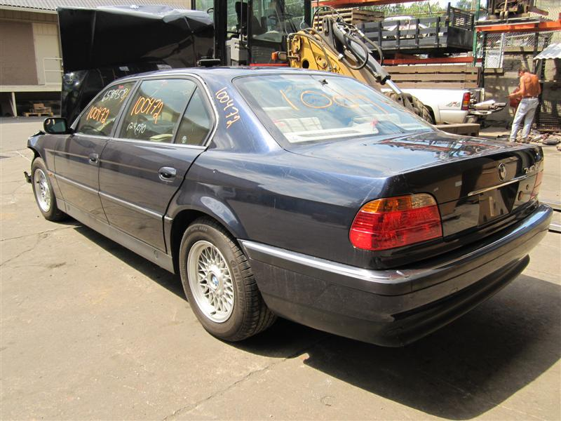 parting out a 1997 bmw 740il 100472 tom 39 s foreign auto. Black Bedroom Furniture Sets. Home Design Ideas