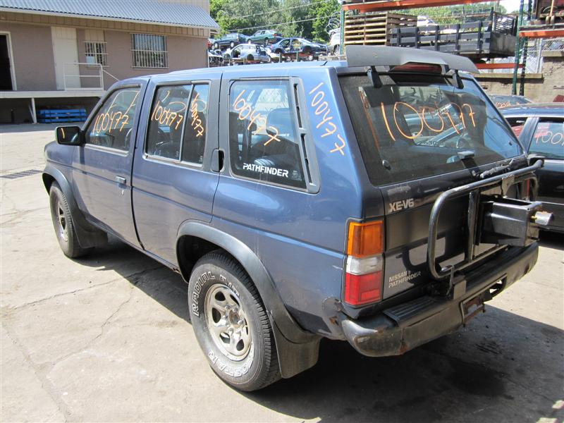 Parting out a 1993 Nissan Pathfinder 100477 . - Tom's Foreign Auto