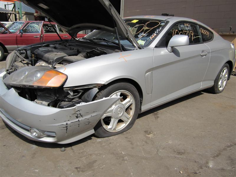 Trunk Lid Hyundai Tiburon 2003 03 2004 04 05 06 07 08 Silver 434740 Ebay