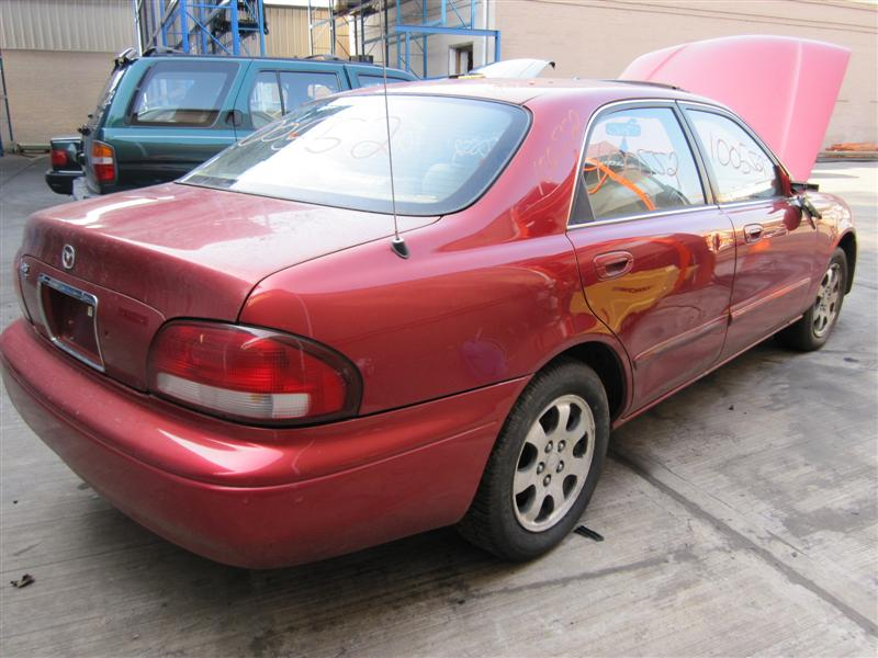 parting out a 1998 mazda 626 stock 100552 tom 39 s foreign auto parts quality used auto parts. Black Bedroom Furniture Sets. Home Design Ideas