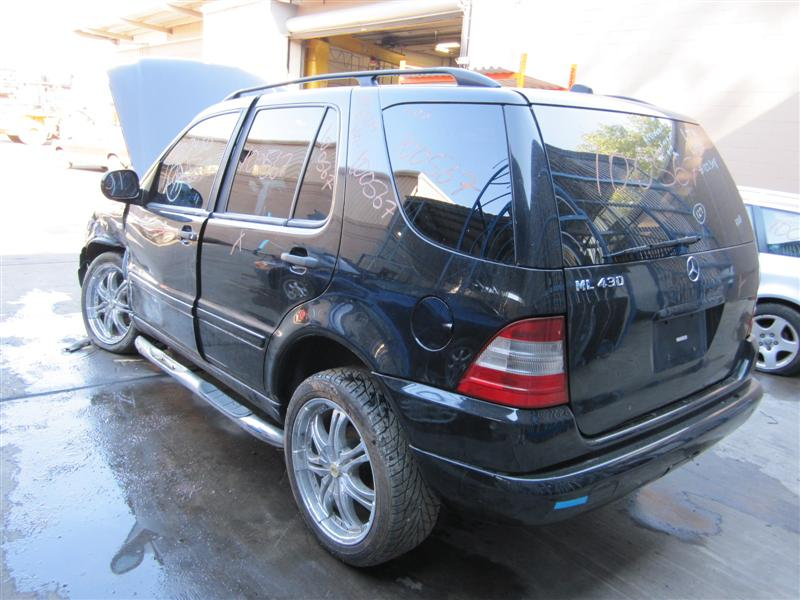 parting out a 1999 mercedes ml430 stock 100567 tom. Black Bedroom Furniture Sets. Home Design Ideas