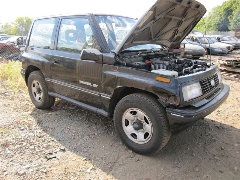 Parts Used: Geo Tracker Parts Used