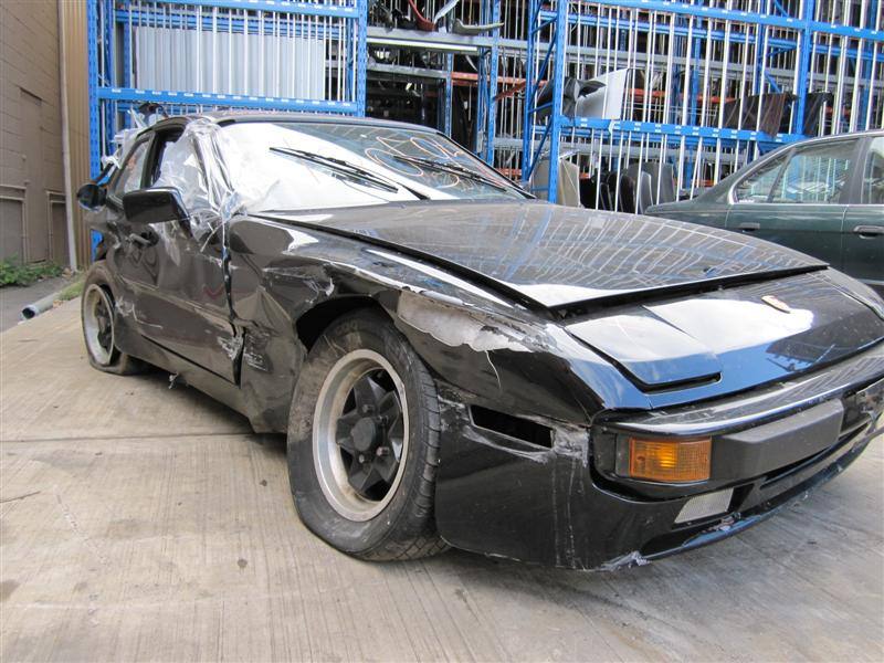 Parting out a 1983 Porsche 944  Stock  100594   Toms Foreign