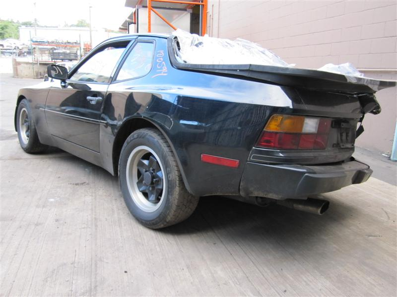 Porsche 944 Parts >> Parting Out A 1983 Porsche 944 Stock 100594 Tom S