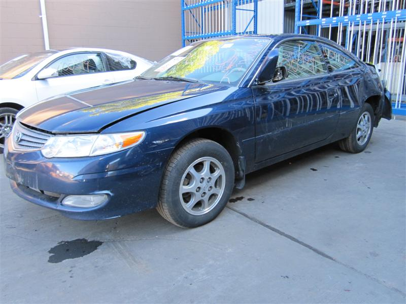 Parting Out A 2002 Toyota Solara Stock 100601 Tom S Foreign Auto Parts Quality Used Auto Parts
