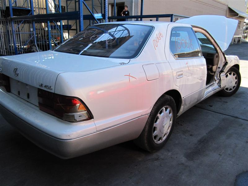 now parting out 1995 lexus ls400 stock 100616 tom 39 s foreign auto parts quality used. Black Bedroom Furniture Sets. Home Design Ideas