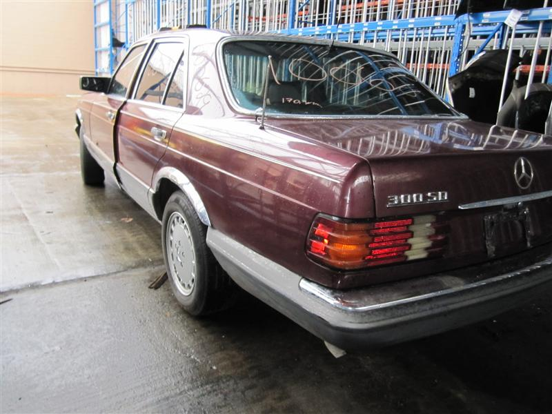 Steering rack mercedes 300d 300e 380 500 1981 1991 for Mercedes benz 300d parts