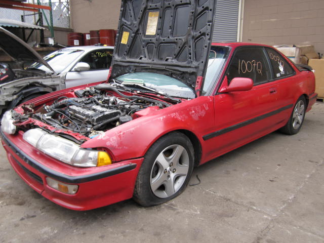 Acura Integra Parts >> Parting Out 1992 Acura Integra Stock 100712 Tom S Foreign