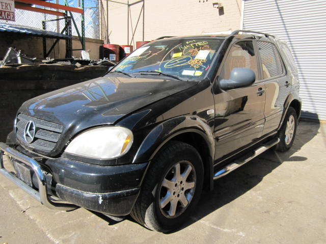 parting out 1999 mercedes ml430 stock 100715 tom 39 s. Black Bedroom Furniture Sets. Home Design Ideas