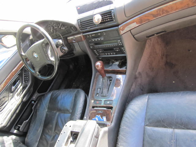 Parting out 1996 BMW 740Il – Stock #100719 . – Tom's Foreign Auto