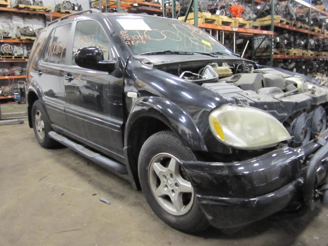 Parting out 1998 mercedes ml320 stock 100804 tom 39 s for 1998 mercedes benz ml320 parts