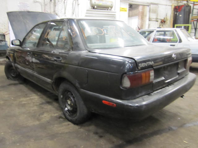 1993 Parts Parting Out 1993 Nissan Sentra