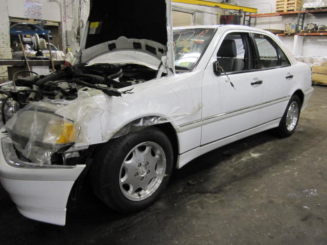 Parting out 1998 mercedes c230 stock 100831 tom 39 s for Mercedes benz c230 performance parts