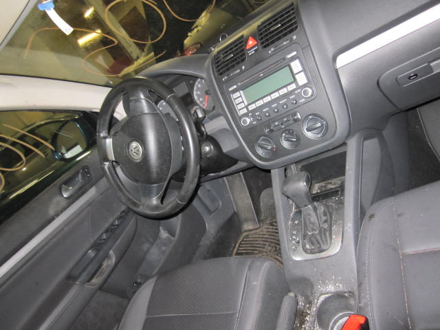 Rear interior door trim panel volkswagen jetta 2008 08 462344 ebay for Vw jetta interior replacement parts