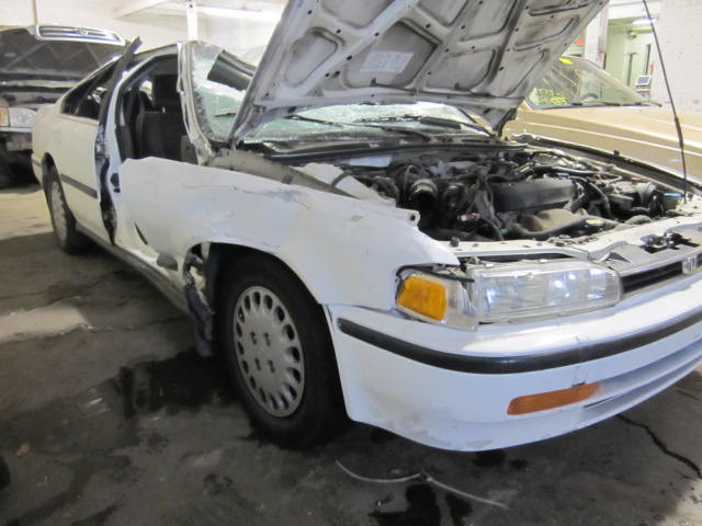 Parting out 1992 Honda Accord - Stock #110010 . - Tom's Foreign Auto