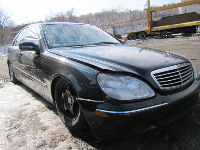 Parting out 2000 mercedes s500 stock 110098 tom 39 s for Mercedes benz s500 parts