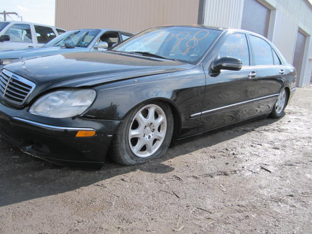 Parting out 2000 mercedes s500 stock 110098 tom 39 s for 2000 mercedes benz s500 parts