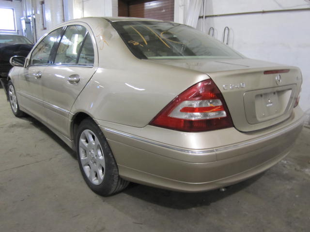 Parting out 2005 mercedes c240 stock 110145 tom 39 s for Mercedes benz c240 parts