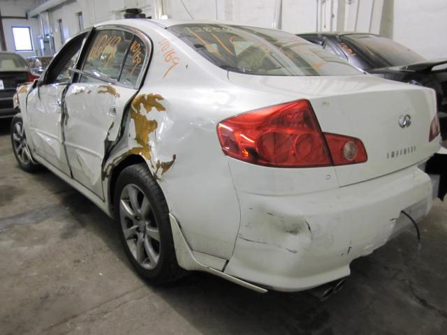 Rear Interior Door Trim Panel Infiniti G35 2005 05 479015 Ebay