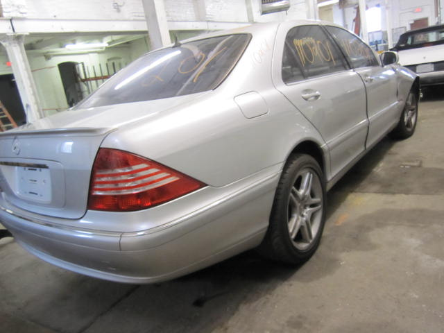 Parting out 2000 mercedes s500 stock 110201 tom 39 s for Mercedes benz s500 parts