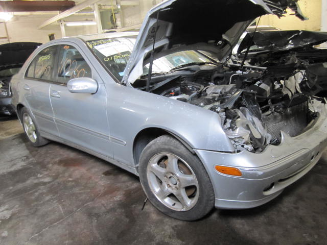 Parting out 2001 mercedes c320 stock 110260 tom 39 s for Mercedes benz c320 parts