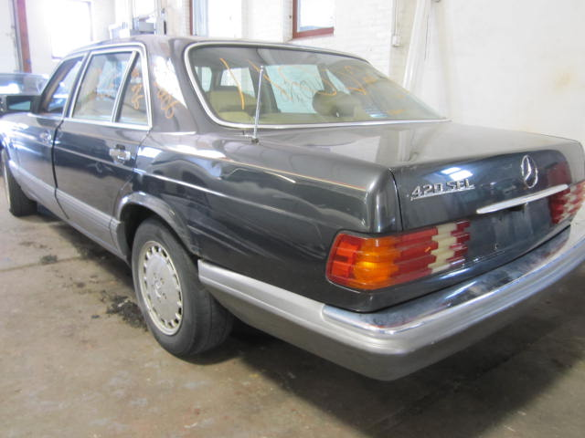 Parting out 1987 mercedes 420sel stock 110286 tom 39 s for 1987 mercedes benz 420sel
