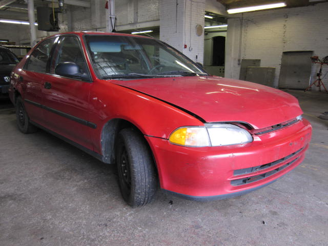 Parting Out 1993 Honda Civic U2013 Stock #110343