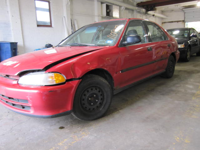 Parting Out 1993 Honda Civic U2013 Stock #110343. This ...