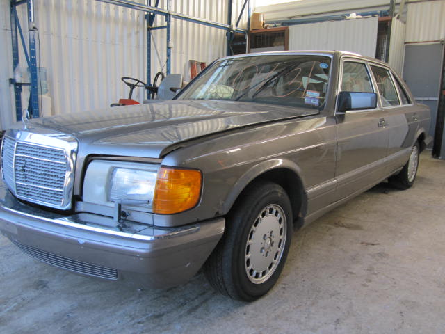 Parting out 1987 mercedes 420sel stock 110431 tom 39 s for 1987 mercedes benz 420sel