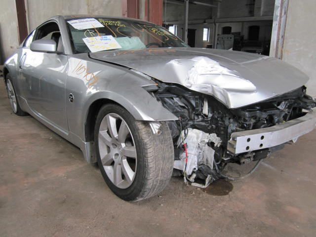 parting out 2003 nissan 350z stock 110458 tom 39 s foreign auto parts quality used auto parts. Black Bedroom Furniture Sets. Home Design Ideas