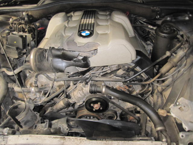 Parting Out 2003 Bmw 745i Stock 110466 Tom S Foreign Auto