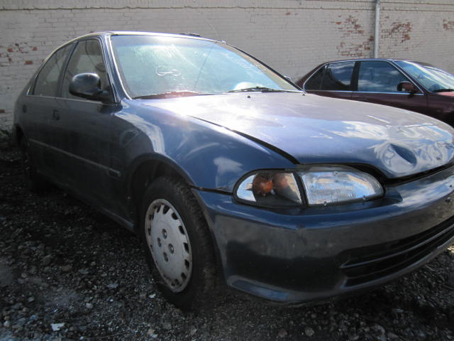 Parting Out 1995 Honda Civic U2013 Stock # 110509