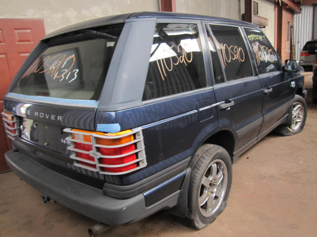 parting out 1998 land rover range rover stock 110520 tom 39 s foreign auto parts quality. Black Bedroom Furniture Sets. Home Design Ideas