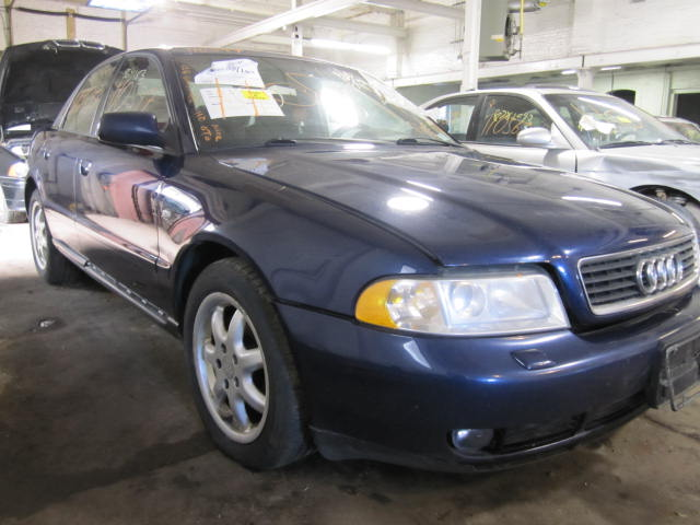 This Is A 1999 Audi A4
