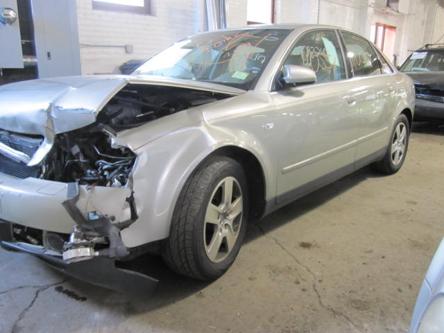 Parting Out 2002 Audi A4 - Stock   110551