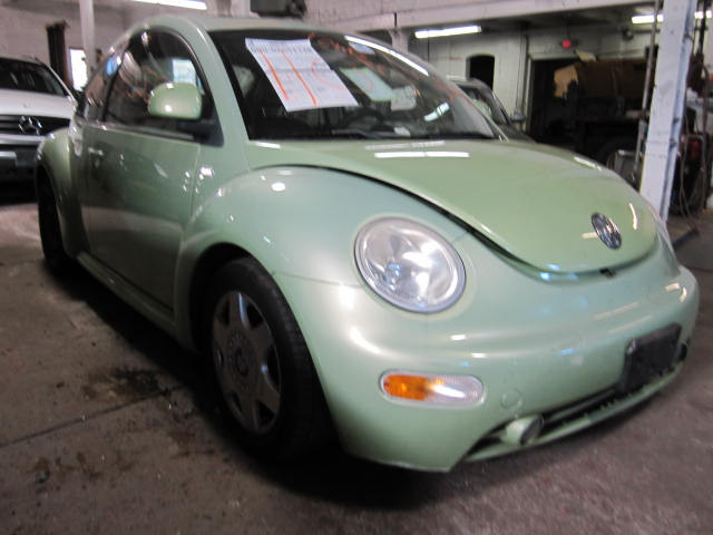 Parting out 2000 Volkswagen Beetle - Stock # 110552 - Tom ...