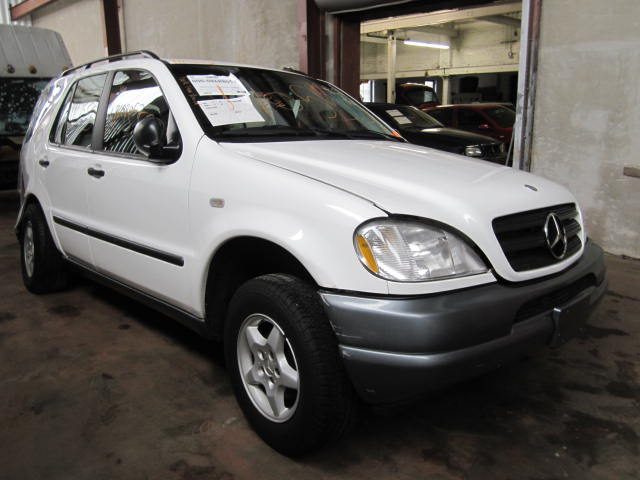 parting out 1998 mercedes ml320 stock 110553 tom 39 s