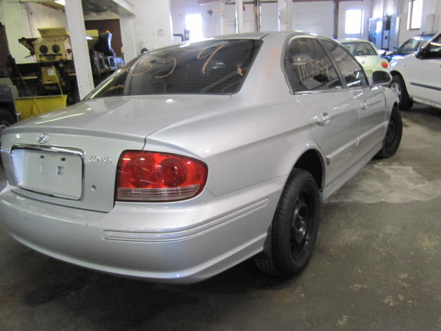 Parting out 2003 Hyundai Sonata - Stock # 110554 - Tom's ...