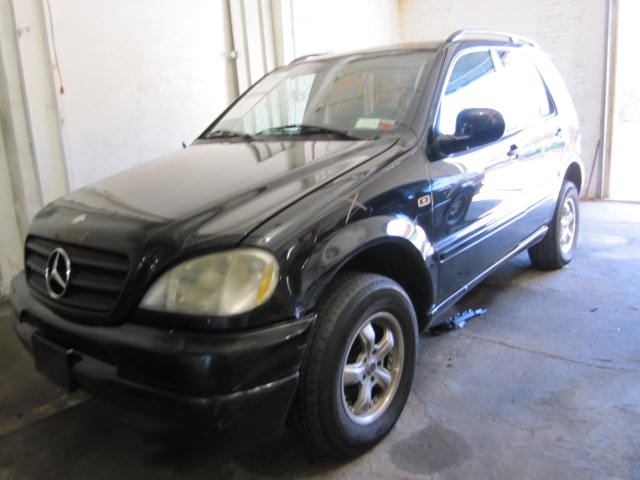 Parting out 2001 mercedes ml320 stock 110556 tom 39 s for Mercedes benz 2001 ml320 parts