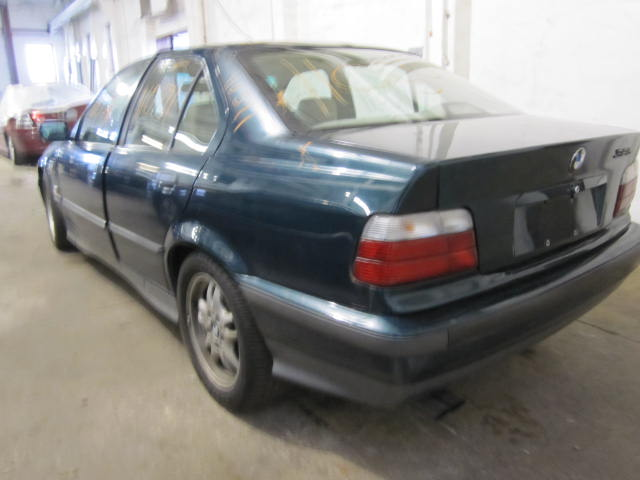 Parting out 1995 BMW 325I - Stock # 110591 - Tom's Foreign