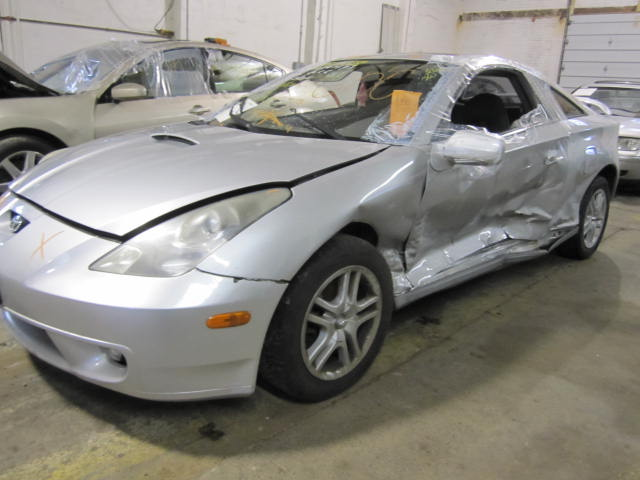 Toyota Used Parts >> Parting Out 2001 Toyota Celica Stock 110600 Tom S