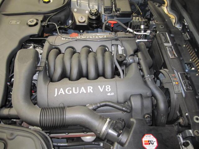 This Is A 2001 Jaguar XJ8 ...