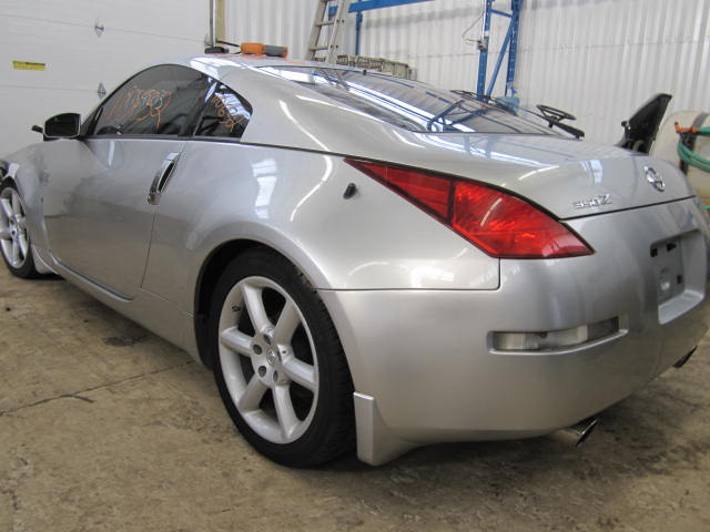 parting out 2003 nissan 350z stock 110632 tom 39 s foreign auto parts quality used auto parts. Black Bedroom Furniture Sets. Home Design Ideas