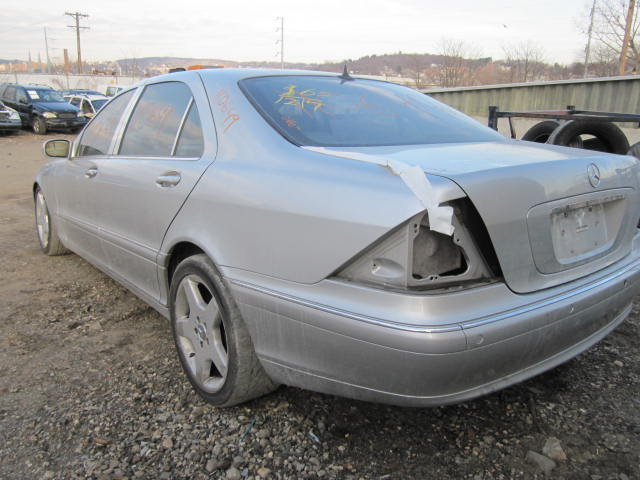 Parting out 2000 mercedes s430 stock 110649 tom 39 s for 2001 mercedes benz s430 parts