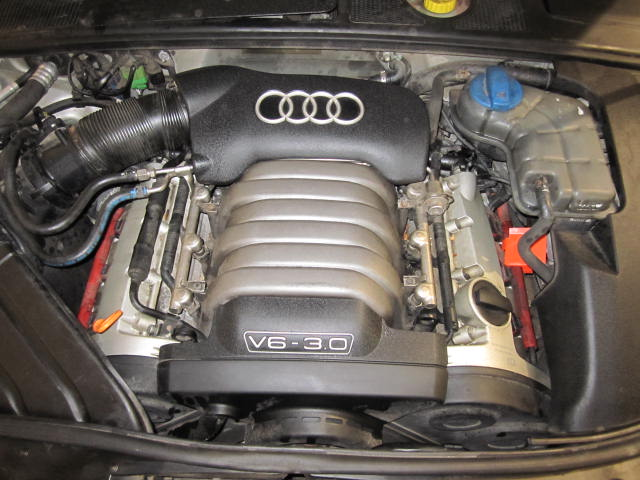 Parting Out 2002 Audi A4 - Stock   110651